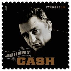 United States Postal Service launches Johnny Cash stamp
