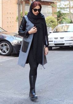 Iran street style-Tehran street style