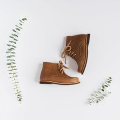 4fb86fad33c Adelisa  amp  Co. Leather Kid Boots Handmade in Nicaragua AW17 Gender  Neutral Baby Clothes