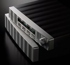 Jeff Rowland Design Group Criterion linestage preamplifier.