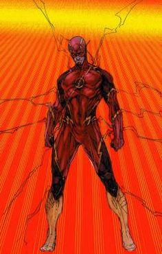 Images for : New Looks Revealed for The Flash, Green Lantern, and Green Arrow - Comic Book Resources Dc Comics, Flash Comics, Flash Barry Allen, Batman, Spiderman, Jim Lee, Comic Books Art, Comic Art, Green Arrow Comics