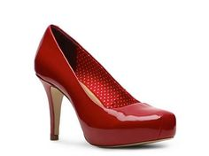 Madden Girl Getta Patent Pump - I seriously want these in every color