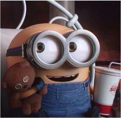 Bob the minion ❤️ Minions Bob, Minions Images, Cute Minions, Funny Minion Memes, Minions Despicable Me, My Minion, Minions Quotes, Funny Jokes, Cute Disney Wallpaper
