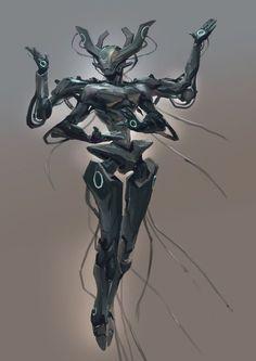 ArtStation - Mech / Robots ( sketchs), Thiago Almeida
