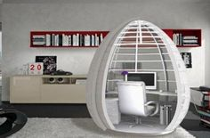 NU OVO Is A Mobile Home Office Concept Designed By Paolo Maldotti  Architect. This