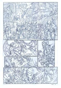 lost kids page 1 by noelrodriguez.deviantart.com on @deviantART