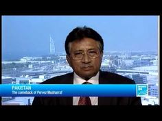 TV BREAKING NEWS FRANCE 24 The Interview - Pervez Musharraf, Former Pakistani President - http://tvnews.me/france-24-the-interview-pervez-musharraf-former-pakistani-president-2/
