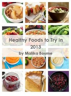 Healthy Foods to Try in | http://bestfoodsforyourhealth.blogspot.com