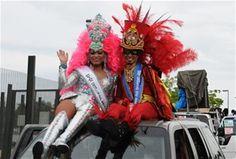 Informando24Horas.com: Grupos lesbianas y gays realizan desfile