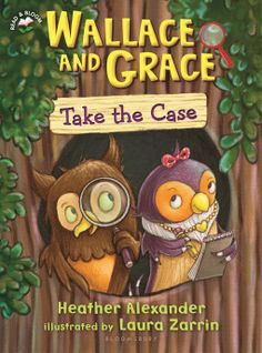 Buy Wallace and Grace Take the Case by Heather Alexander, Laura Zarrin and Read this Book on Kobo's Free Apps. Discover Kobo's Vast Collection of Ebooks and Audiobooks Today - Over 4 Million Titles! Fancy Nancy, Early Readers, Mystery Series, Chapter Books, Used Books, Book Club Books, Big Books, Read Aloud, Childrens Books