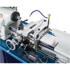 Super Precision Digital Threading Collet Lathe | Grizzly Industrial
