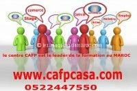 Formation en commerce et marketing Marketing, Morocco