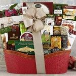 Sharing is not only for Christmas. Prepare a basket of sweets for your best bud!