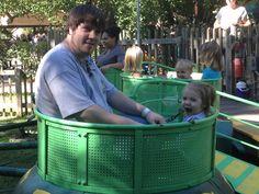 Idlewild Park! The nation's best amusement park for kids!!!