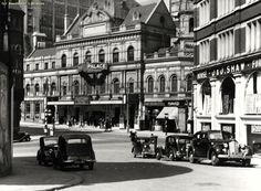Palace Theatre, Oxford Street Manchester