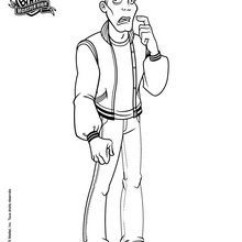 Do You Like MONSTER HIGH Coloring Pages Can Print Out This Moe Slow Deadovitch Pagev Or Color It Frankie Stein