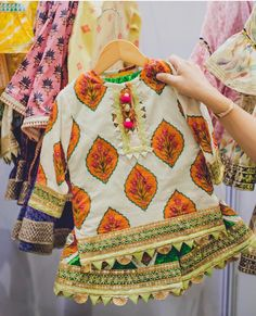 Girls Dresses Sewing, Frocks For Girls, Dresses Kids Girl, Kids Outfits, Baby Dresses, Kids Dressy Clothes, Girls Fashion Clothes, Kids Fashion, Baby Girl Dress Patterns