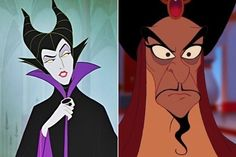 Which Disney Villain is Your Soulmate? - I got Jafar!