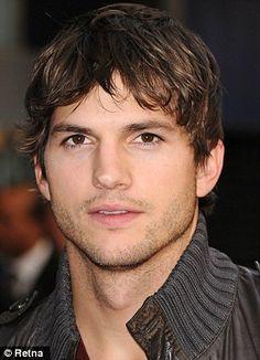Ashton Kutcher Born Christopher Ashton on 2-7-1978