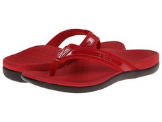 VIONIC with Orthaheel Technology Tide II Red - Zappos.com Free Shipping BOTH Ways