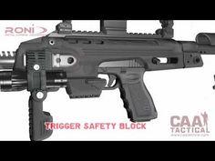 carbine conversion for glock