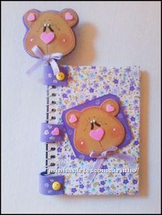 Olha que boa ideia para o dia dos professores!!!Em breve mtos outros caderninhos vindo por aí....bjusss