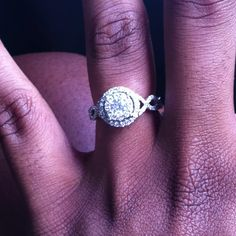 Engagement ring! Official (: