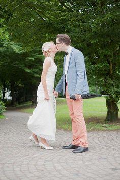 alternative vintage wedding