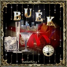BUÉK-KÉPEK-1. Happy New Year, Greeting Cards, Winter, Winter Time, Happy New Year Wishes, Winter Fashion
