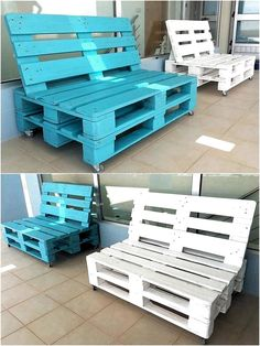 100 Pallet Sofa or Couch DIY Ideas for Outdoor and Patio recycled pallet outdoor sofa and couch 12 The post 100 Pallet Sofa or Couch DIY Ideas for Outdoor and Patio appeared first on Pallet Diy. Pallet Garden Furniture, Outdoor Garden Furniture, Outdoor Sofa, Furniture Plans, Diy Furniture, Outdoor Pallet, Rustic Furniture, Antique Furniture, Furniture Design