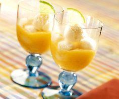 Kaki-Traum: Überrascht eure Gäste mit diesem himmlischen #Dessert! #Rezept #Kaki