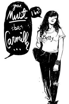 Image result for laura meets carmilla