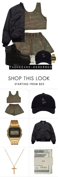 """..."" by jordlondon ❤ liked on Polyvore featuring CO, G-Shock, BOY London, Jack Spade and Timberland"
