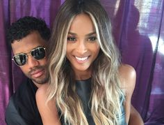 Ciara and her fiancé Russell Wilson sang a sweet duet at a recent charity event in Seattle. | essence.com