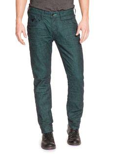GUESS Vermont Colored Jeans in Gita Wash, 32 I, GITA WASH (32)