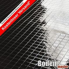 PVC Bodenbelag Fliese Schwarz Glanz Shiny Black Breite 2 m qm = 13.90 €