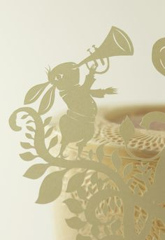 White Rabbit: All About Paper Cutting: ANIMALS