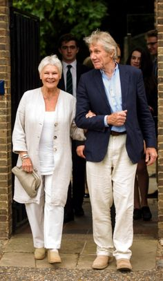 judi dench and boyfriend - Google Search