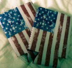 Patriotic koozies!