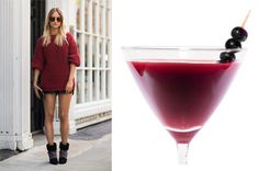 hippanonymous: Dressed to Drink / 15  #streetstyle #cocktails #dressedtodrink