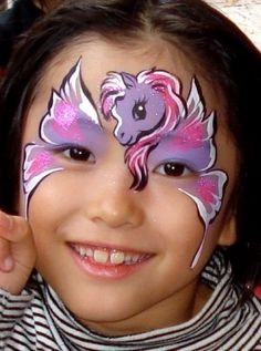 face painting mask designs Purple Pony Mask and lots of other masks designs face painting mask designs Purple Pony Mask and lots of other masks designs Face Painting Unicorn, Girl Face Painting, Unicorn Face, Face Painting Designs, Paint Designs, Body Painting, Unicorn Horse, Unicorn Makeup, Pony Horse