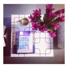 Mesa Laço / Coleção Azulejaria com @mauricioarruda ;-) // Shop Online http://www.lurca.com.br/ #azulejos #azulejosdecorados #revestimento #arquitetura #reforma #decoração #interiores #decor #casa #sala #design #cerâmica #tiles #ceramictiles #architecture #interiors #homestyle #livingroom #wall #homedecor #lurca #lurcaazulejos #exporevestir2016