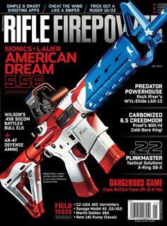 America!  Guns, AR15!