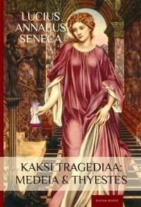 Kaksi tragediaa: Medeia ja Thyestes Game Of Thrones Characters, Saree, Movie Posters, Movies, Fictional Characters, Fashion, Sari, 2016 Movies, Moda