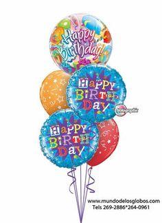 Birthday Accessories, Happy Birthday, Christmas Ornaments, Holiday Decor, Happy, Streamers, Bubble, Presents, Happy Brithday