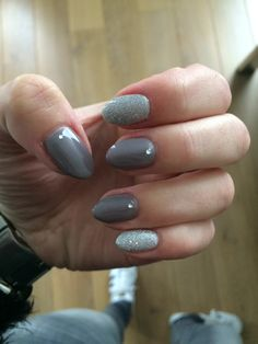 Gelish from rodeo to rodeo drive, CND cityscape layered with ice vapor…