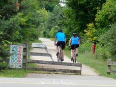 The best rail trails
