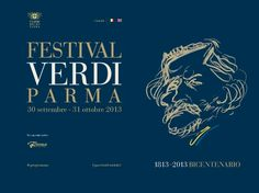 Il Festival Verdi #Parma celebra il Bicentenario della nascita del grande compositore italiano ...