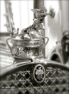 #1929 #Packard #HoodOrnament #VintageCars