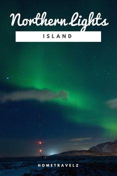 Unsere ersten Northern Lights die wir bisher gesehen haben. Wie wir in den Genuss gekommen sind und was wir in Island erlebt haben, das lest ihr hier im Artikel.